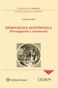 Copertina - Democrazia elettronica. Presupposti e strumenti
